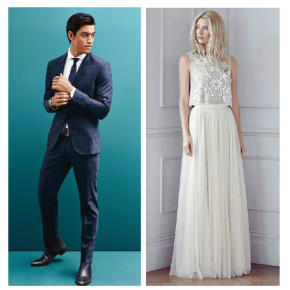 Wear it with Love! Fashion ID Hochzeitsmode