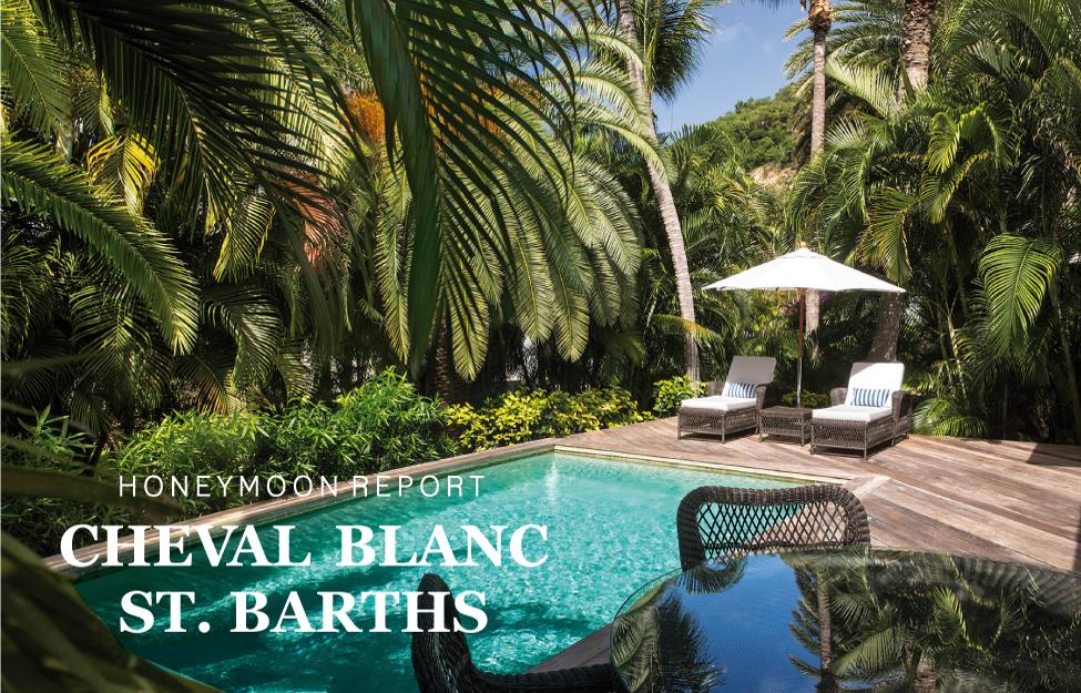 Honeymoon Report Maison Cheval Blanc auf St. Barths