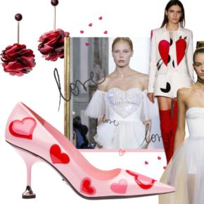 Brautlook Inspirationen zum Valentinstag