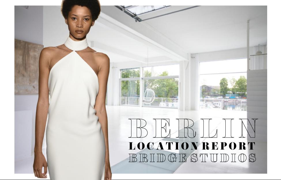 Berlin Location Report Bridge Studios