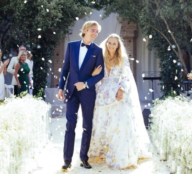Promi Brautkleider 2014 - white pick Jahresrückblick