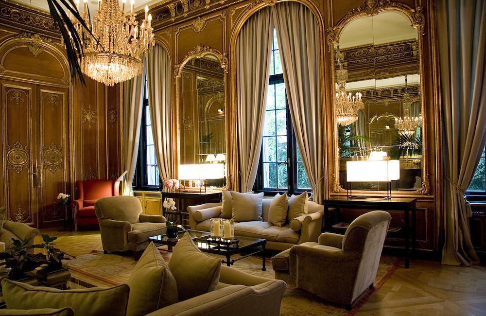 Schlosshotel Grunewald Spiegelzimmer