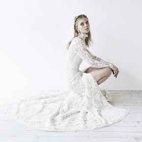 Suzanne Harward neo-victorian Bridal 2016
